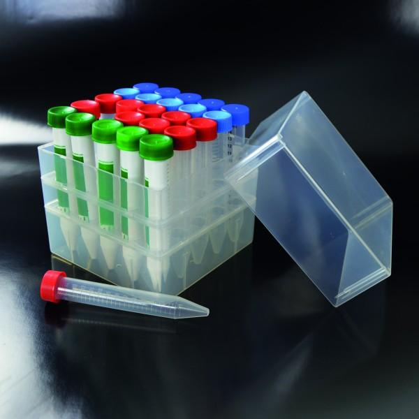 Cryo Box für 25 Zentrifugenröhren à 15 ml