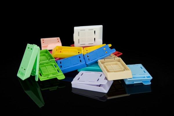 BioNet Einbettkassette, hellgrün