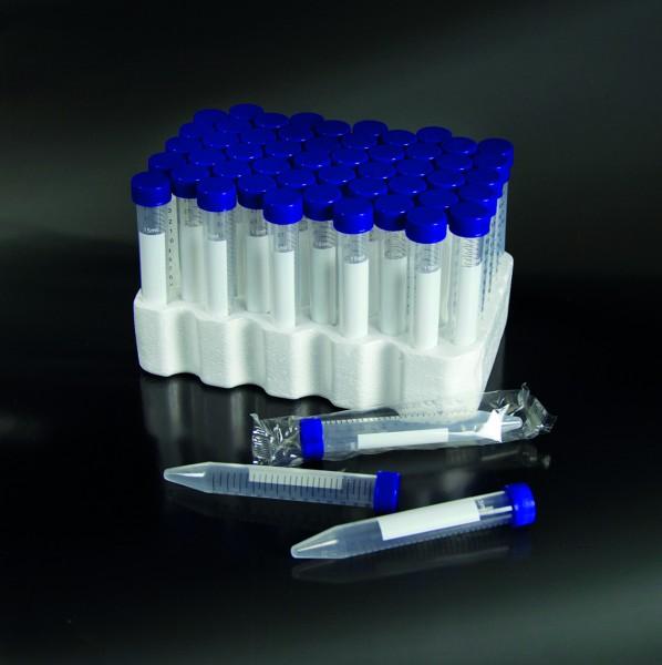 Zentrifugenröhre konisch, PP, 15ml, steril