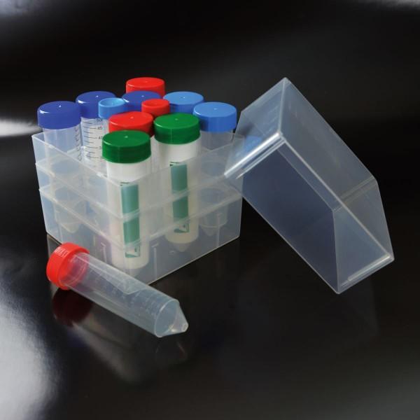 Cryo Box für 10 Zentrifugenröhren à 50 ml