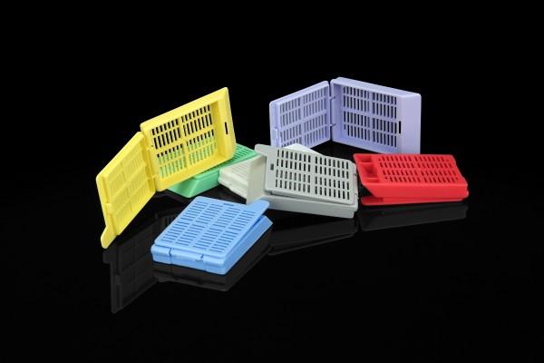 Universalkassette hellgrün mit abnehmbaren Kunststoffdeckel