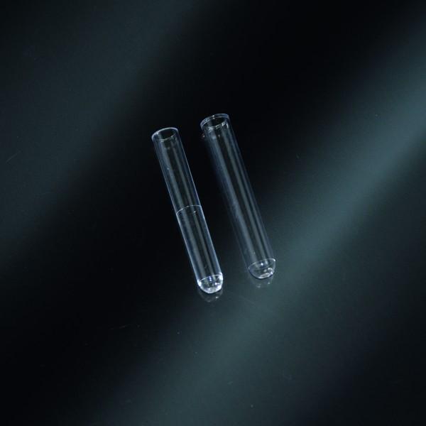 Kunststoffröhre Rundboden für RIA, PS, 4ml