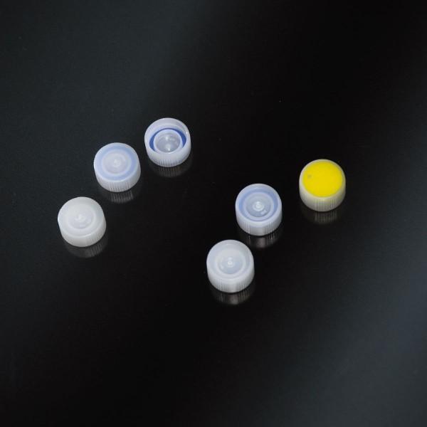 Schraubdeckel, passend für Art.-Nr. 0700362-367, ohne Dichtring, Farbmarkierung möglich